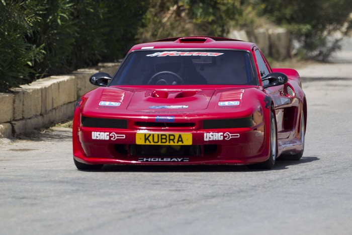 ICC Hillclimb featured on prominent Germany website