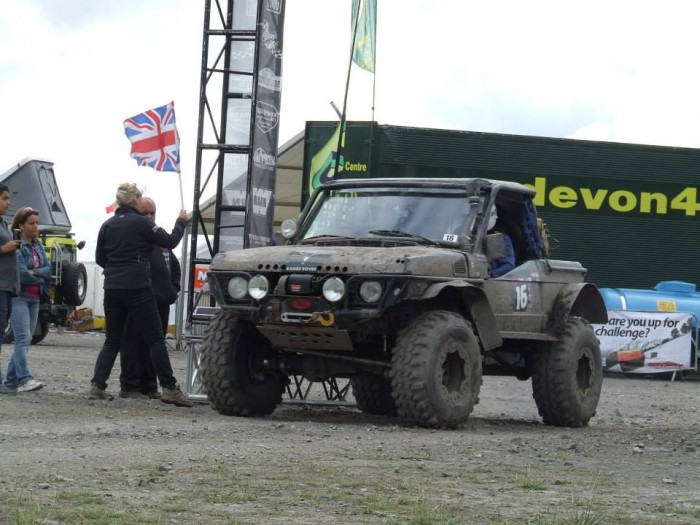 All Wheel Drive Club Malta at King Of The Valleys 2013