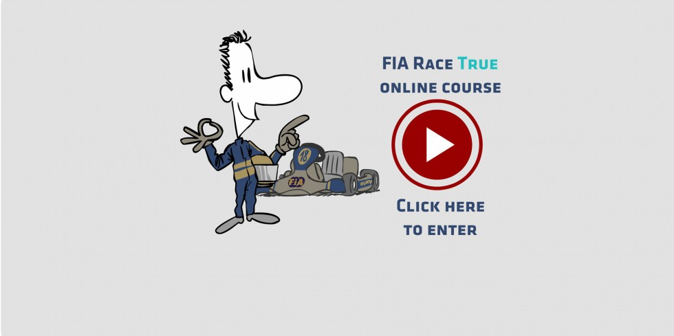 FIA Race True Campaign