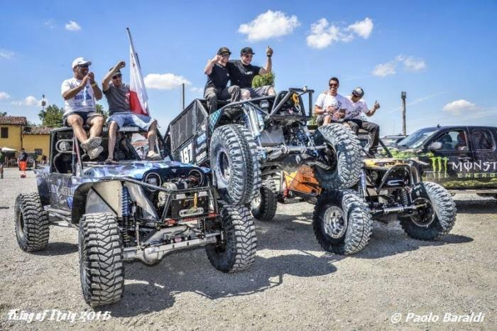 International success for All Wheel Drive Club Malta members