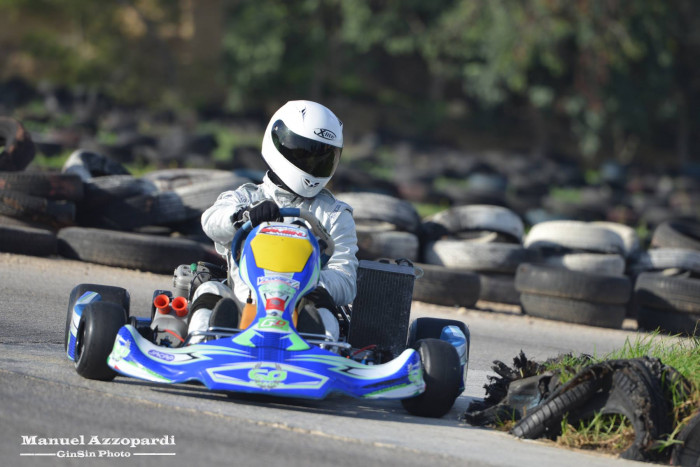 Karting: Zammit and Camilleri win their class, while Agius finishes 3rd in Sicily
