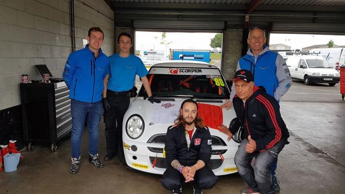 Warren Sciberras, a Maltese Racing driver exploring new territories.