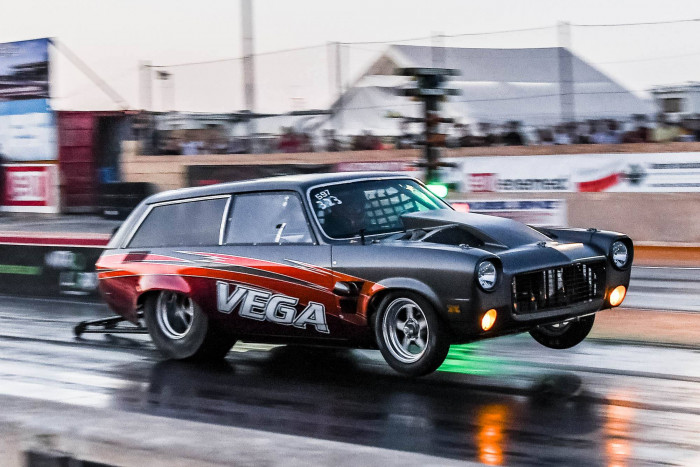 3rd Round of the Enemed National Drag Racing Championship