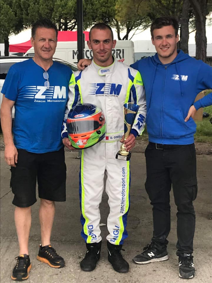 Maltese Karting Drivers compete at South Garda in Italy