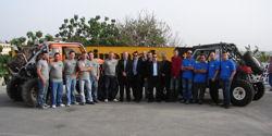 All Wheel Drive Club Malta Team participation in the Croatia Trophy 2010