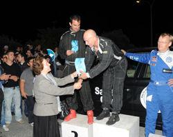 Gozo Grand Sprint trophy presentations