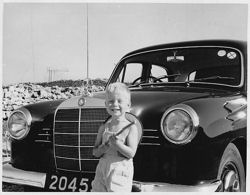 Tim Slade's Malta connection and the return of a 50-year-old Mercedes 180