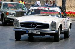 Valletta Grand Prix 2010 - Classic Mercedes
