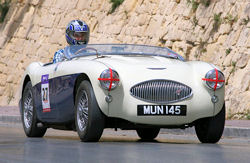 Valletta Grand Prix 2010 - Austin Healey