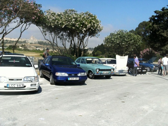 The Malta all Ford show