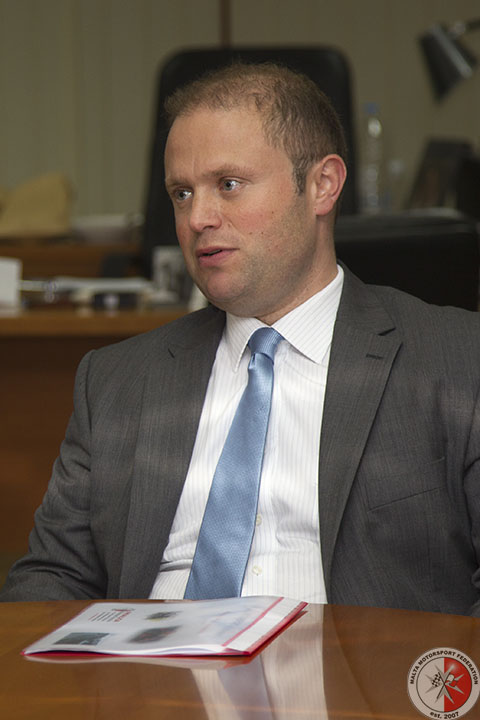MMF presents proposals to Dr. Joseph Muscat