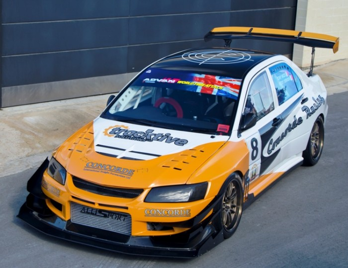 European Time Attack Challenge 2013 in Cyprus