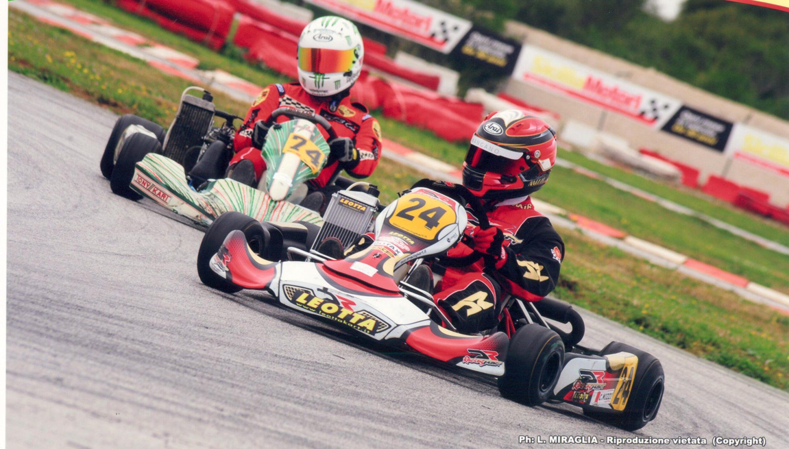 Clayton Mizzi takes Karting Title