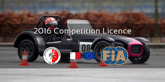 MMF 2016 Licence Application Form