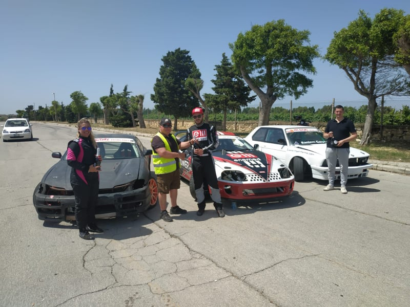 2nd Round of the National Drifting Championship