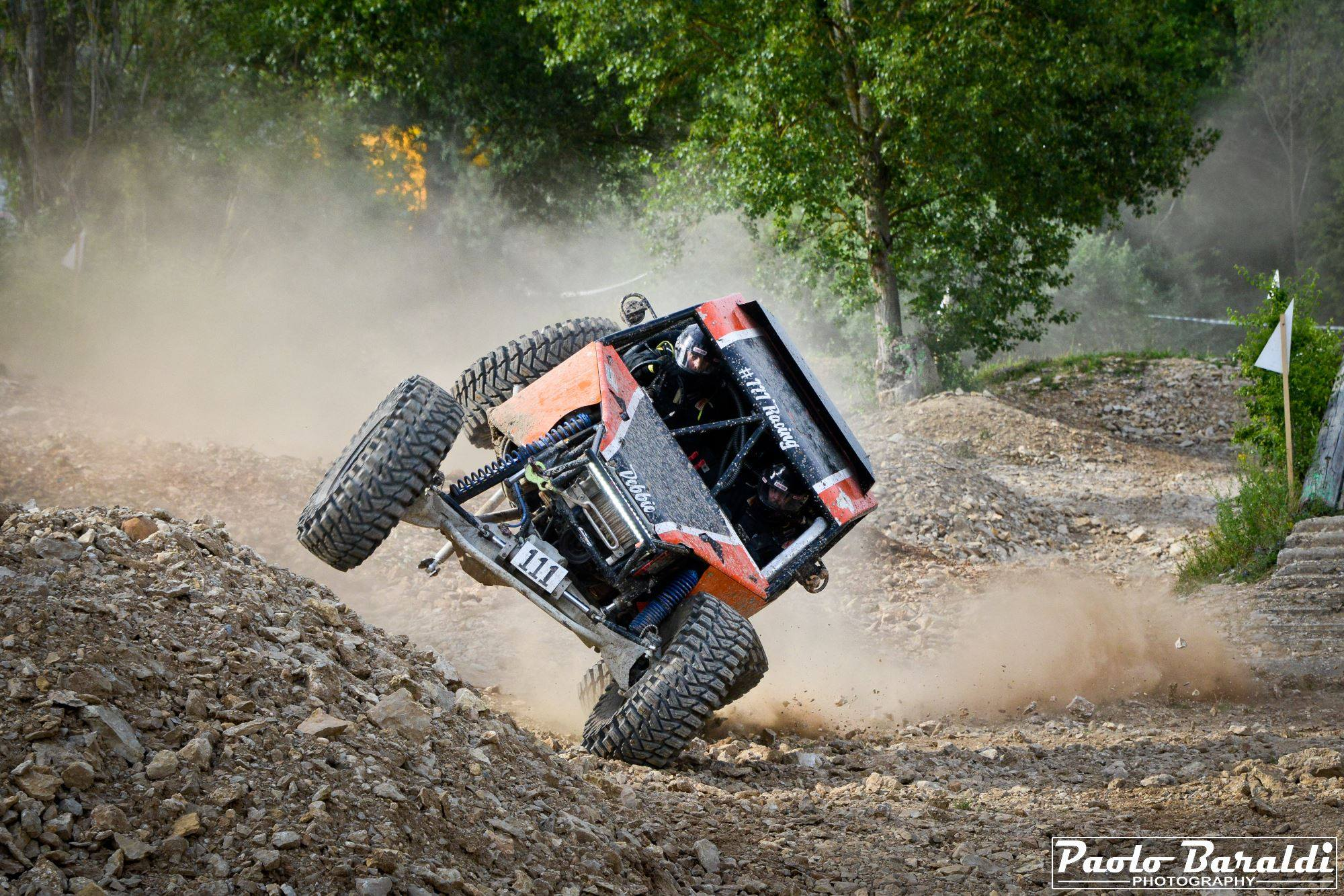 1111 Off-Road Racing team finished 9th at King of France 2019