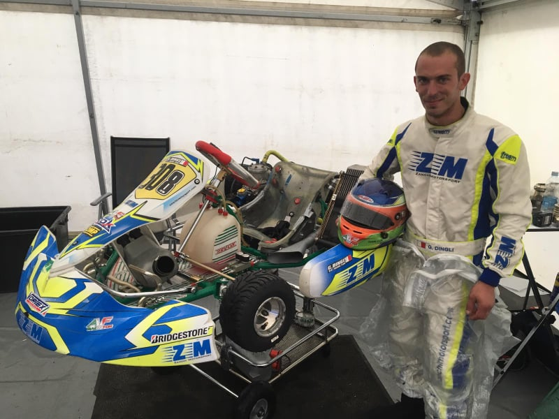 Dingli returns from Adria and preparing for South Garda