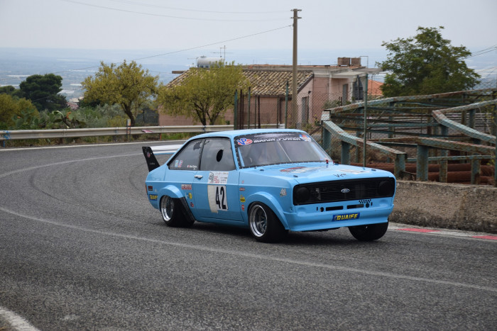 Six Maltese Drivers race at the 61st Edition of Monte Erice.
