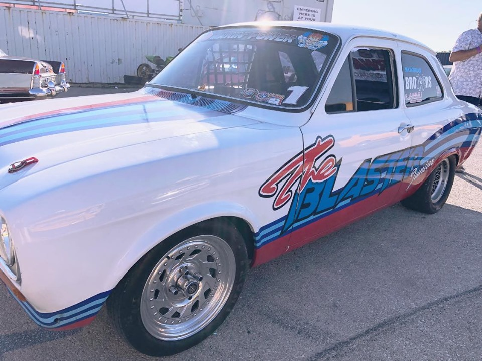 4th Round of the Enemed Drag Racing Championship organised by the Malta Drag Racing Association