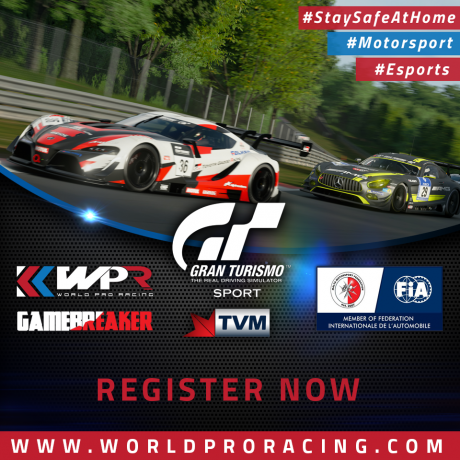 Malta Motorsport Federation and World Pro Racing Collaborates to Organize the first official Gran Turismo Races.