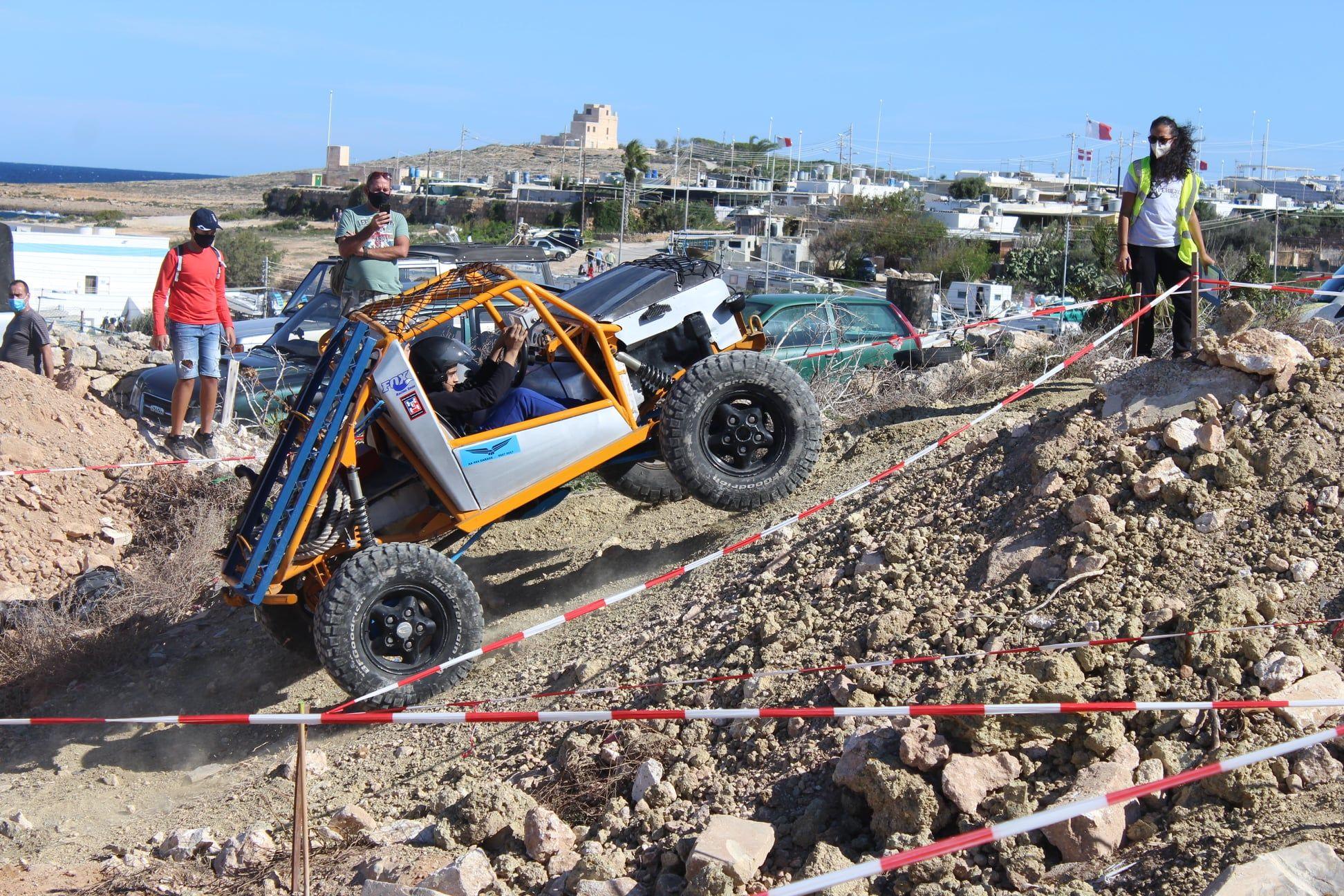 All Wheel Drive Club Malta – 1st Trials Races for 2020/21 Season