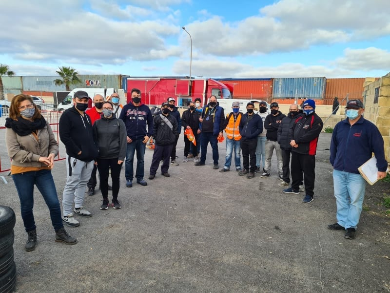 Course launched for new marshals
